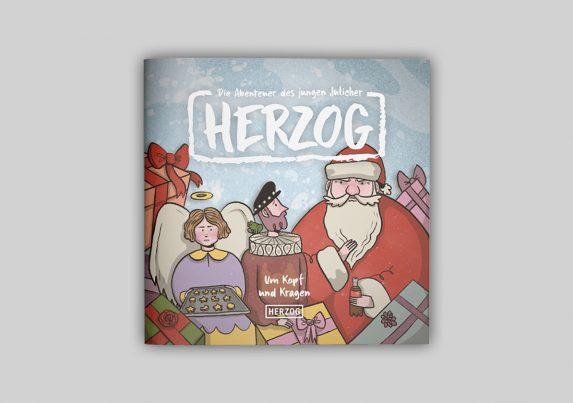 HERZOG Pixibuch - die Abenteuer des jungen Jülicher